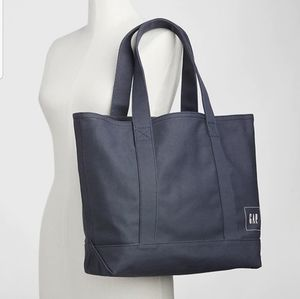NEW | Gap | Large Canvas Tote